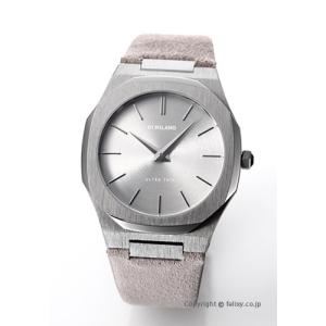 D1 ミラノ D1 MILANO 腕時計 Ultra Thin (ウルトラシン)  A-UTL02|trend-watch