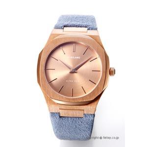 D1 ミラノ D1 MILANO 腕時計 Ultra Thin (ウルトラシン)  A-UTL04|trend-watch