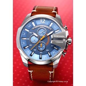 ディーゼル DIESEL 腕時計 メンズ Mega Chief Chronograph DZ4458|trend-watch