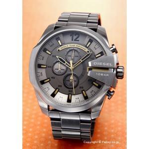 ディーゼル DIESEL 腕時計 メンズ Mega Chief Chronograph DZ4466|trend-watch