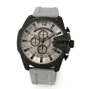 ディーゼル 時計 メンズ DIESEL 腕時計 Mega Chief Chronograph DZ4496|trend-watch