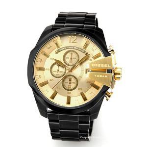 ディーゼル 時計 メンズ DIESEL 腕時計 Mega Chief Chronograph DZ4485|trend-watch