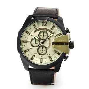 ディーゼル 時計 DIESEL メンズ 腕時計 Mega Chief Chronograph DZ4495|trend-watch