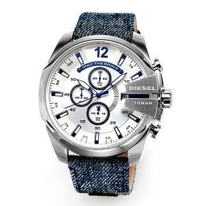 ディーゼル 時計 DIESEL メンズ 腕時計 Mega Chief Chronograph DZ4511|trend-watch