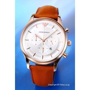 エンポリオアルマーニ 腕時計 メンズ EMPORIO ARMANI Lambda Chronograph AR11043|trend-watch