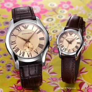 エンポリオアルマーニ EMPORIO ARMANI 腕時計 Valente Collection ペアウォッチ AR9110 trend-watch