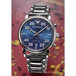 エンポリオアルマーニ EMPORIO ARMANI 腕時計 メンズ Luigi Chronograph AR11132|trend-watch