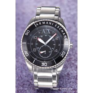 アルマーニエクスチェンジ 時計 メンズ Armani Exchange Gunnison ブラック AX1263|trend-watch