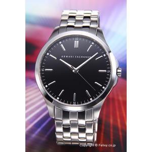 アルマーニエクスチェンジ 腕時計 メンズ Armani Exchange Hampton LP (ハンプトンLP) ブラック AX2147|trend-watch