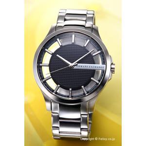 アルマーニ エクスチェンジ Armani Exchange 腕時計  スケルトン(ブラック) AX2179|trend-watch