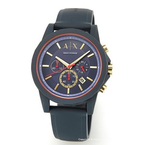 アルマーニ エクスチェンジ 時計 Armani Exchange 腕時計 メンズ Outer Banks Chronograph AX1335|trend-watch