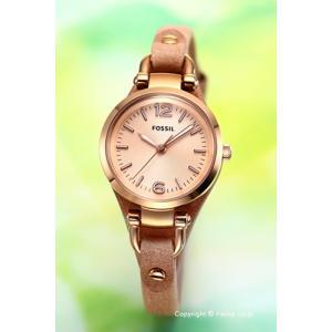 フォッシル FOSSIL 腕時計 レディース ジョージア E...