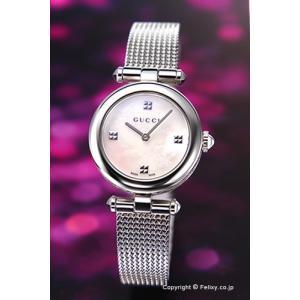グッチ 腕時計 レディース GUCCI Diamantissima Collection YA141504|trend-watch