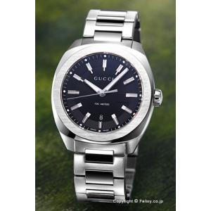 グッチ GUCCI 腕時計 メンズ GG2570 L ブラック YA142301|trend-watch