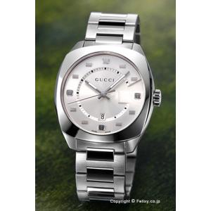 グッチ GUCCI 腕時計 メンズ GG2570 Vintage L シルバー YA142308|trend-watch