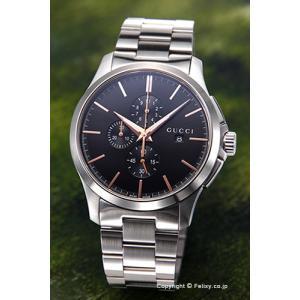 グッチ GUCCI 腕時計 メンズ G-Timeless Chronograph YA126272|trend-watch