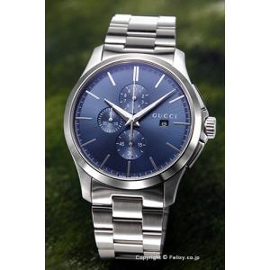 グッチ GUCCI 腕時計 メンズ G-Timeless Chronograph YA126273|trend-watch