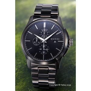 グッチ GUCCI 腕時計 メンズ G-Timeless Chronograph YA126274 trend-watch