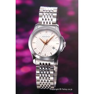 グッチ 腕時計 レディース GUCCI G-Timeless Collection YA126565|trend-watch
