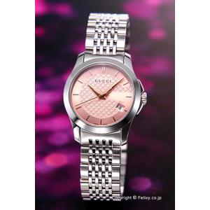 グッチ 腕時計 レディース GUCCI G-Timeless Collection YA126566|trend-watch