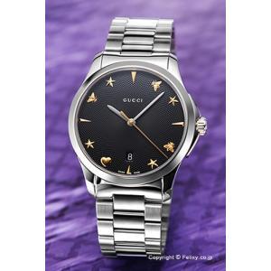 グッチ GUCCI 腕時計 メンズ G-Timeless Collection Signature YA1264029|trend-watch