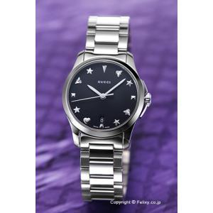 グッチ GUCCI 腕時計 レディース G-Timeless Collection Signature YA126573|trend-watch