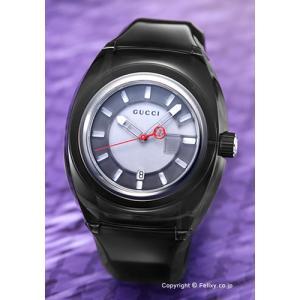 グッチ GUCCI 腕時計 メンズ Sync XXLサイズ YA137111|trend-watch