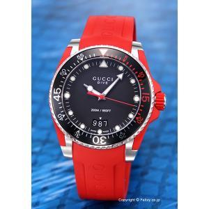グッチ GUCCI 腕時計 Dive Collection YA136309|trend-watch