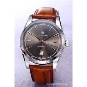 ハミルトン 腕時計 HAMILTON メンズ Spirit ...