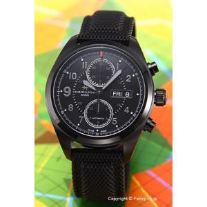 ハミルトン HAMILTON 腕時計 メンズ カーキ フィー...
