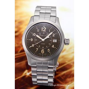 ハミルトン HAMILTON 腕時計 Khaki Field (カーキ フィールド) ブラウン H68201193|trend-watch