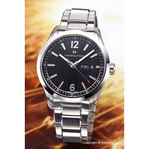 ハミルトン HAMILTON 腕時計 Broadway (ブロードウェイ) ブラック H43311135|trend-watch