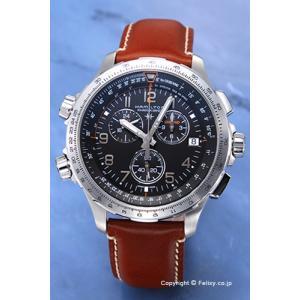 ハミルトン HAMILTON 腕時計 Khaki X-wind GMT(カーキX-ウィンドGMT) H77912535|trend-watch