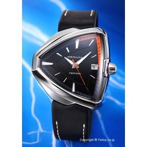 ハミルトン 腕時計 メンズ HAMILTON Ventura (ベンチュラ エルヴィス80 クォーツ) H24551731|trend-watch