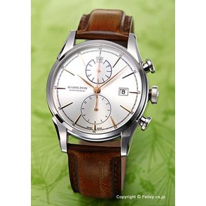 ハミルトン HAMILTON 腕時計 メンズ Spirit Of Liberty H32416581|trend-watch