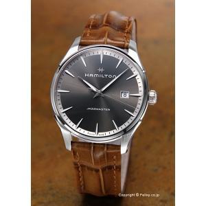 ハミルトン HAMILTON 腕時計 メンズ Jazzmaster Gent H32451581|trend-watch
