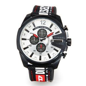 ディーゼル 時計 DIESEL メンズ 腕時計 Mega Chief Chronograph DZ4512|trend-watch