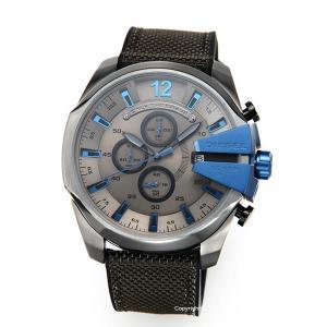 ディーゼル 時計 DIESEL メンズ 腕時計 Mega Chief Chronograph DZ4500|trend-watch