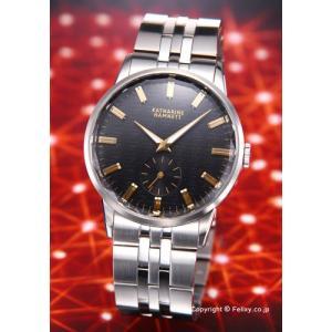 キャサリンハムネット 腕時計 メンズ CUTTING EDGE (カッティングエッジ) ブラック KH20F7-B34|trend-watch