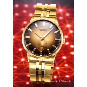 キャサリンハムネット 腕時計 メンズ CUTTING EDGE (カッティングエッジ) ゴールドグラデーション KH28F7-B84 trend-watch