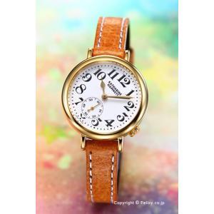 キャサリンハムネット 腕時計 レディース KH78F9-01 Small Second Baby (スモールセコンドベイビー) ホワイト×ゴールド|trend-watch