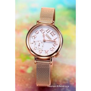 キャサリンハムネット 腕時計 レディース KH77F9-B01 Small Second Baby (スモールセコンドベイビー) ローズゴールド|trend-watch