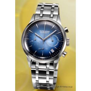 キャサリンハムネット 腕時計 メンズ クロノグラフ6 KH20H3-B64|trend-watch