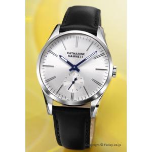 キャサリンハムネット 腕時計 メンズ NEW BASIC RETRO KH20H6-14|trend-watch