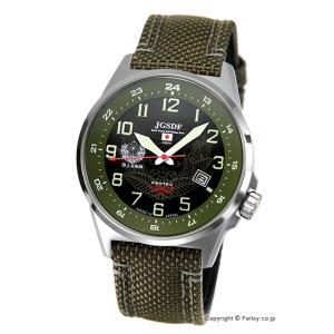 ケンテックス 腕時計 S715M-01 陸上自衛隊モデル カーキグリーン バリスティックナイロンベル...