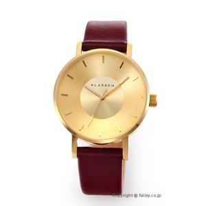 クラス14 KLASSE14 腕時計 レディース Volare IRIS VO16IR022W|trend-watch