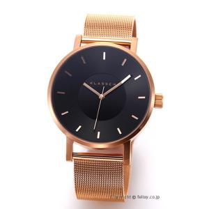 クラス14 KLASSE14 腕時計 メンズ レディース Volare Dark Rose(ヴォラーレ ダークローズ) VO16RG006M|trend-watch
