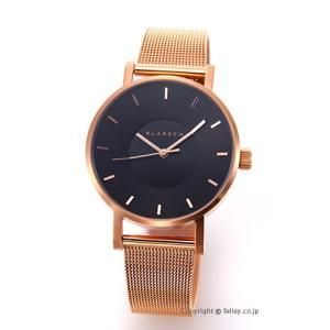 クラス14 KLASSE14 腕時計 レディース Volare Dark Rose (ヴォラーレ ダークローズ) VO16RG006W|trend-watch