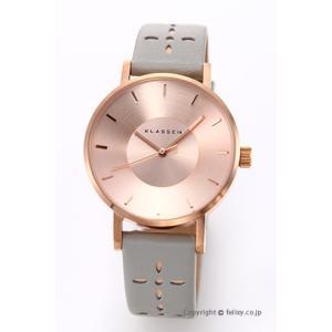クラス14 KLASSE14 腕時計 レディース Miss Volare Rose Gold Powder VO17IR031W|trend-watch