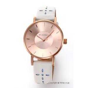 クラス14 KLASSE14 腕時計 レディース Miss Volare Rose Gold Babyblue VO17IR033W|trend-watch